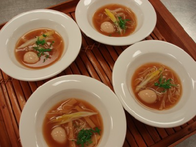 Bamboo Soup Laocook