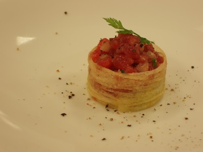 Tuna Tartare Reworked