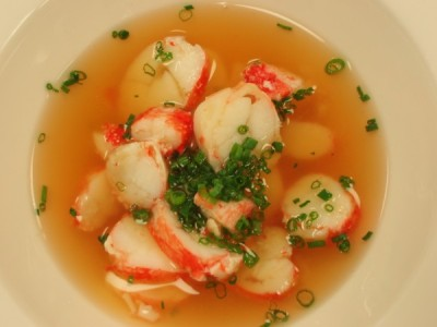 King Crab Soup Laocook