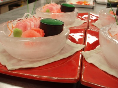New Sashimi on Ice