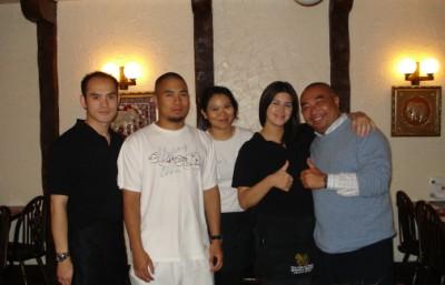 Thai Thai Staff 2