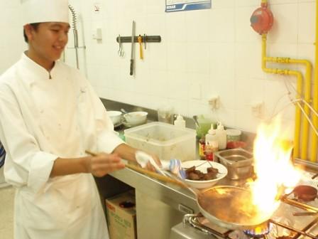 Sak Cooking