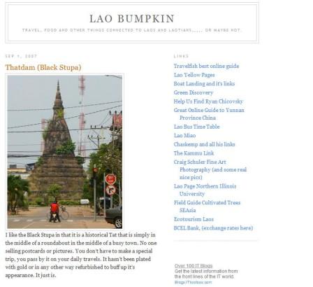 Lao Bumpkin
