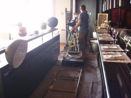 Filming Laocook