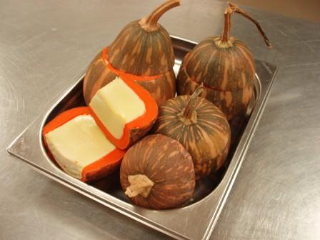 Pumpkin and Coconut