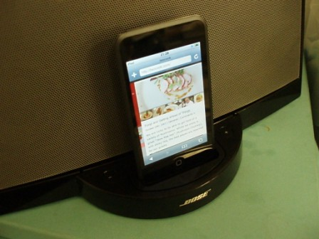 iPod Touch Laocook