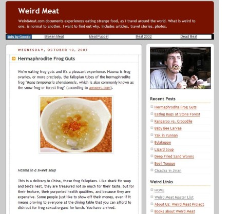 Weird Meat