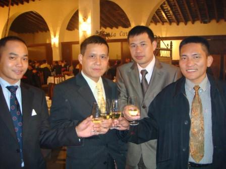 Saki, Sen, Kham and Kuchi