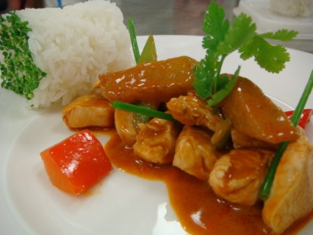 Red Curry Laocook