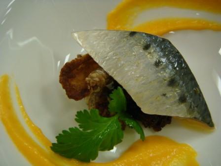 Sardine and Chicken Skin