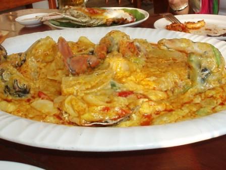 Crab Curry Laocook