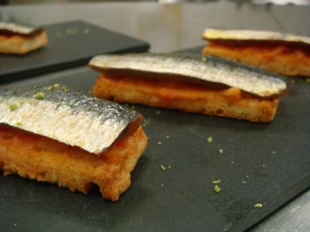 Laocook Sardines on Toast