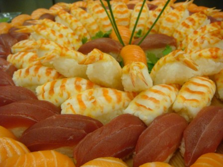Laocook Buffet Sushi
