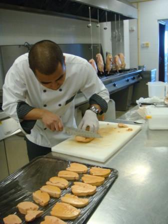 Foie Gras Laocook