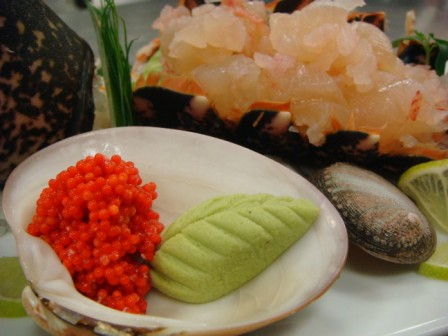 Lobster Sashimi Laocook