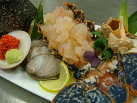 Lobster Sashimi 2 Laocook