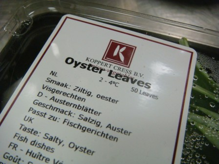 Oyster Leaves Laocook
